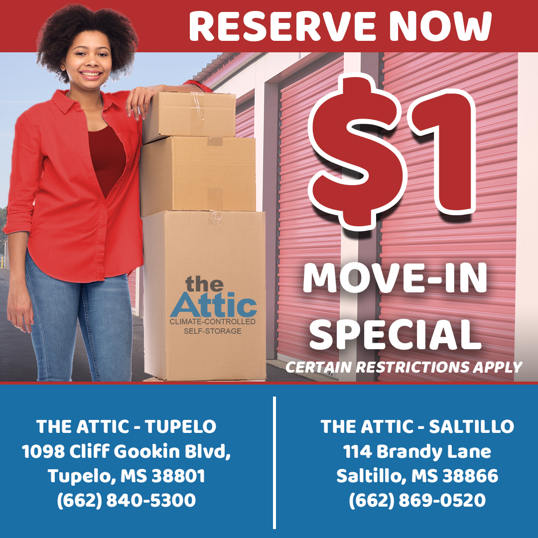 Tupelo Self Storage